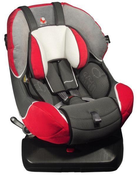 Renolux Автокресло цвет красный от 0 до 18 кг690073Группа 0/1 (с рождения и до 18 кг). Поворотный механизм 360° делает удивительно лёгкой посадку ребёнка в автокресло. Широкое удобное кресло боковые фиксаторы ремней в расстёгнутом положении механизм натяжения ремня безопасности усиленная боковая защита с технологией THD вкладыш с подголовником для новорожденного с бамбуковыми волокнами несколько положений наклона автокресла.