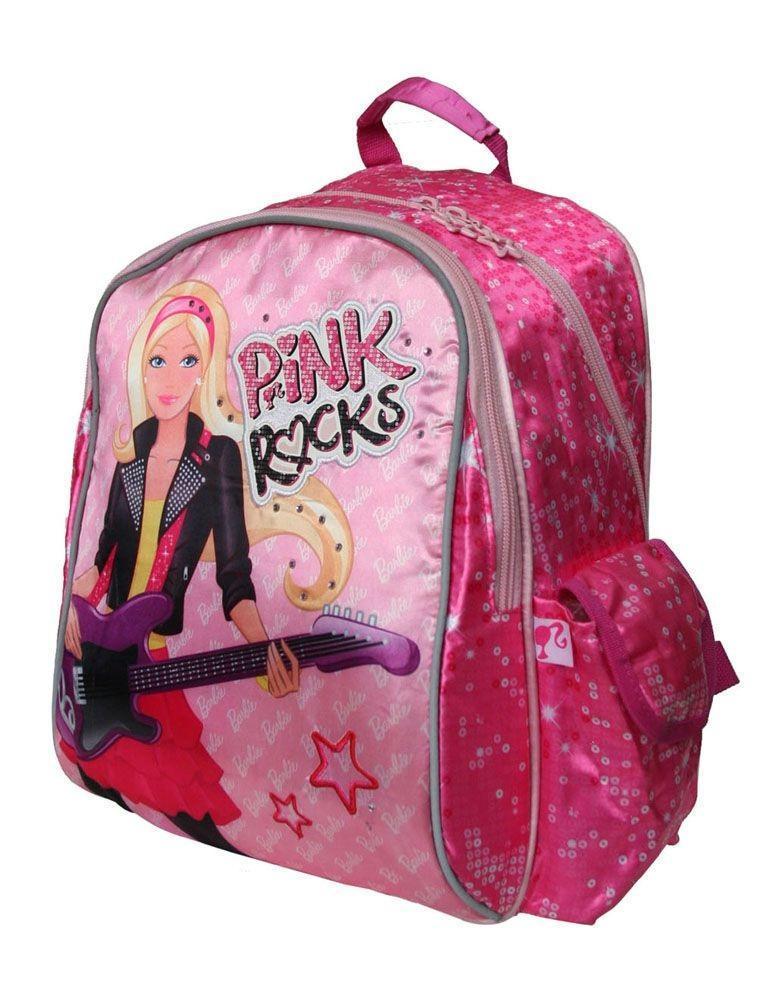 Рюкзак, мягкая спинка с вентиляционной сеткой Barbie