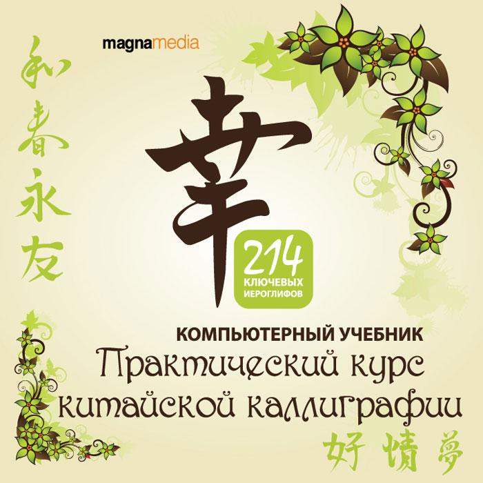 MagnaMedia Developer Практический курс китайской каллиграфии: 214 ключевых иероглифов