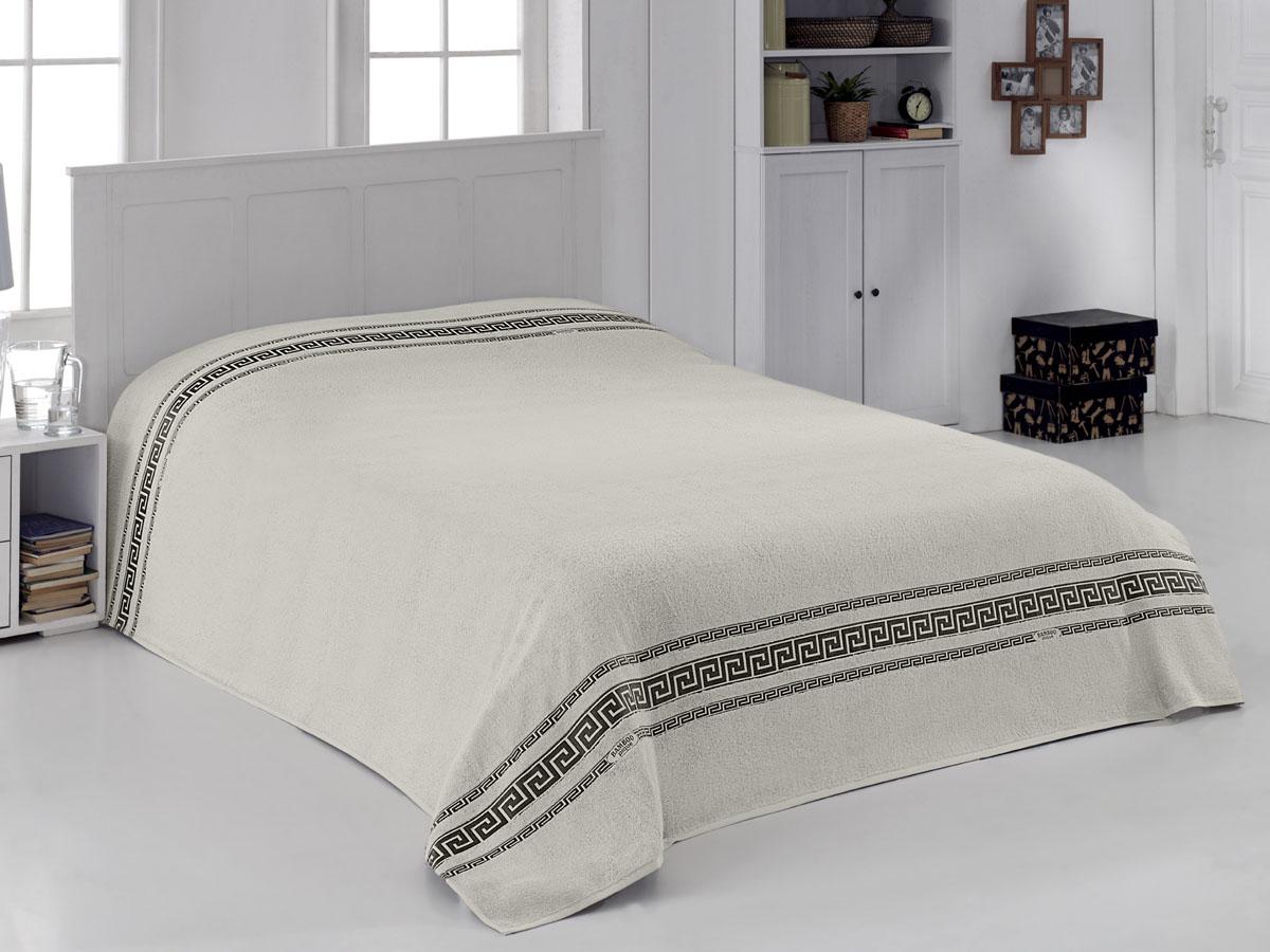 Простыня махровая Coronet Greece, цвет: белый, 160 х 220 смК-МПР-8020-06-04Мягкая махровая простыня Coronet Greece, выполненная из натуральных бамбуковых волокон, удивит Вас блеском и мягкостью. Простыня дарит нежное шелковистое прикосновение, обладает легкостью и высокой гигроскопичностью. Сдержанный дизайн выглядит очень уютным и домашним, он создаст в Вашем доме волшебную атмосферу тепла и уюта. Махровая простыня Coronet Greece станет достойным выбором для вас и приятным подарком для Ваших близких.