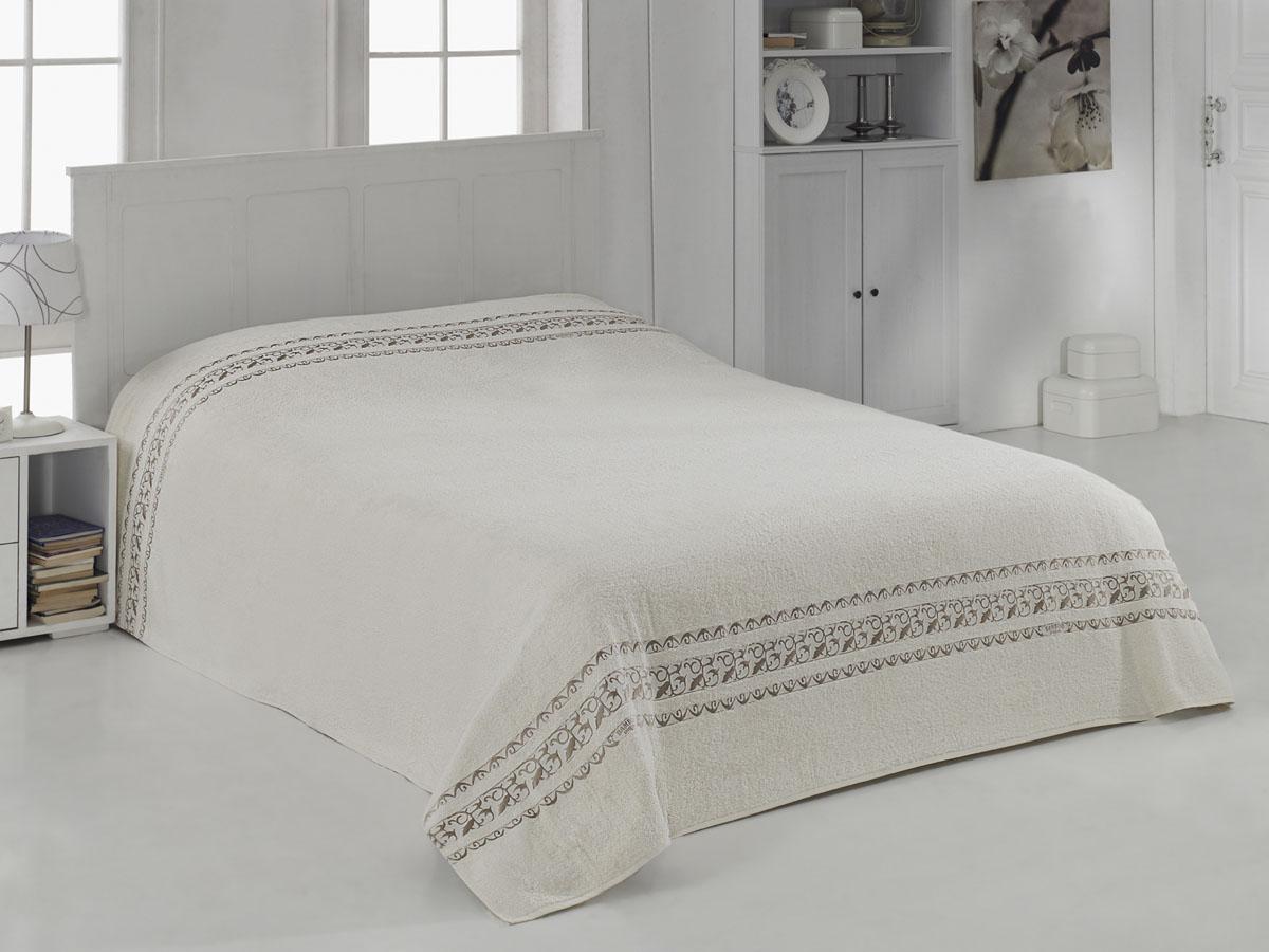 Простыня махровая Coronet Ottoman, цвет: белый, 200 х 220 смК-МПР-8021-09-04Мягкая махровая простыня Coronet Ottoman, выполненная из натуральных бамбуковых волокон, удивит Вас блеском и мягкостью. Простыня дарит нежное шелковистое прикосновение, обладает легкостью и высокой гигроскопичностью. Сдержанный дизайн выглядит очень уютным и домашним, он создаст в Вашем доме волшебную атмосферу тепла и уюта. Махровая простыня Coronet Ottoman станет достойным выбором для вас и приятным подарком для Ваших близких. Простыня упакована в стильную подарочную коробку с прозрачной стенкой.