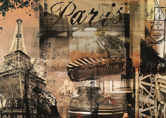 Ravensburger Воспоминание о Париже. Пазл, 1000 элементов15729Пазл Ravensburger Воспоминание о Париже, без сомнения, придется по душе вашему ребенку. Собрав этот пазл, включающий в себя 1000 элементов, вы получите великолепную картину. Каждая деталь имеет свою форму и подходит только на свое место. Нет двух одинаковых деталей! Пазл изготовлен из картона высочайшего качества. Все изображения аккуратно отсканированы и напечатаны на ламинированной бумаге. Пазлы - замечательная развивающая игра для детей. Собирание пазла развивает у ребенка мелкую моторику рук, тренирует наблюдательность, логическое мышление, знакомит с окружающим миром, с цветом и разнообразными формами, учит усидчивости и терпению, аккуратности и вниманию.