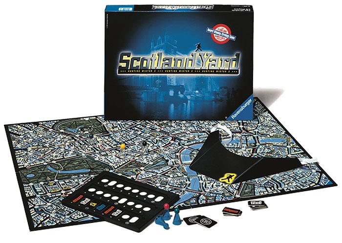 Настольная игра Ravensburger Скотланд-Ярд ( 26583 )