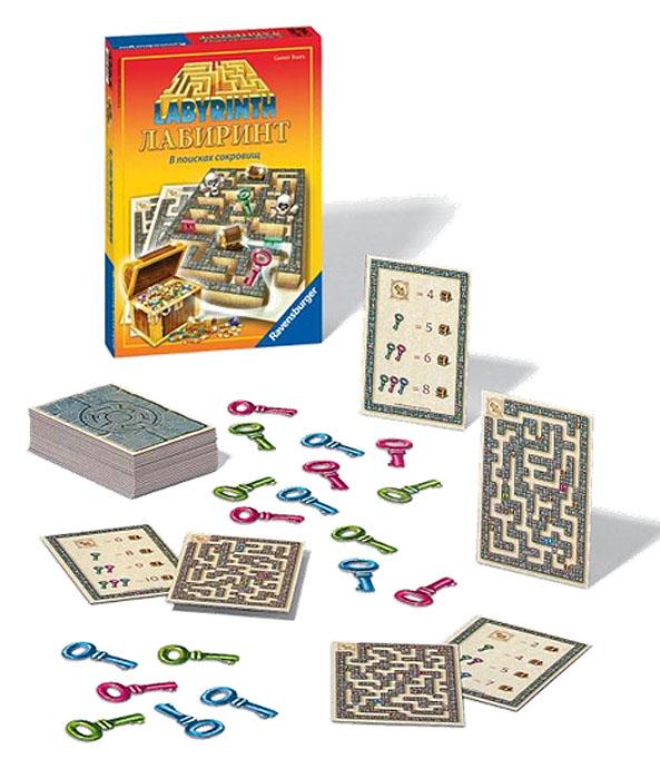 Настольная игра Лабиринт: В поисках сокровищ