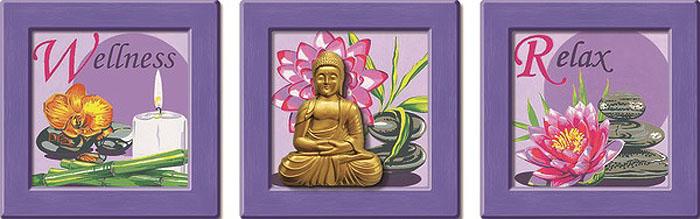 Ravensburger Раскрашивание по номерам Будда