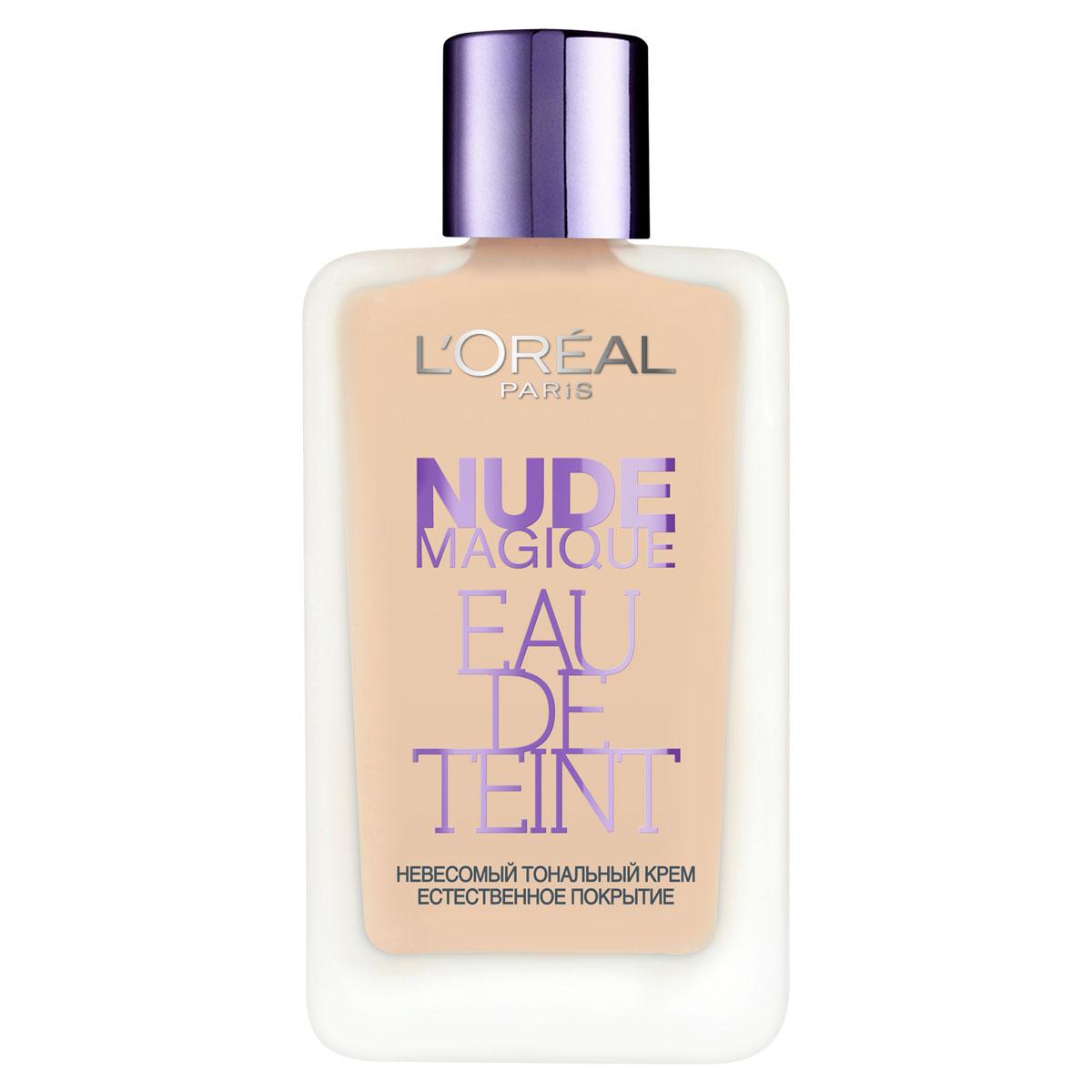 LOreal Paris ��������� ��������� ���� ��� ���� Nude Magique Eau De Teint, ��� �100 ������, 20 �� - LOreal ParisA7392700��������� ��������� ���� Nude Magique. ������������� �������: � ������ �������� ������ �������� ��������� ���������, ��������� ������, ����������� � ����� ��������. ������� ���������� �������� ���������� �� ���� ��������� �� ����, �������� ������ �������� ����. �� ���� �������� ������ ����������� ���������� ��������� ������. ��� ���������: ��������� ��������, ������, ����������� ������������ ���� ����. ��������� ������� � ����� ����: ��� ������ � ������� �����. ��������, ������� ��������. �������� ���������� �������.