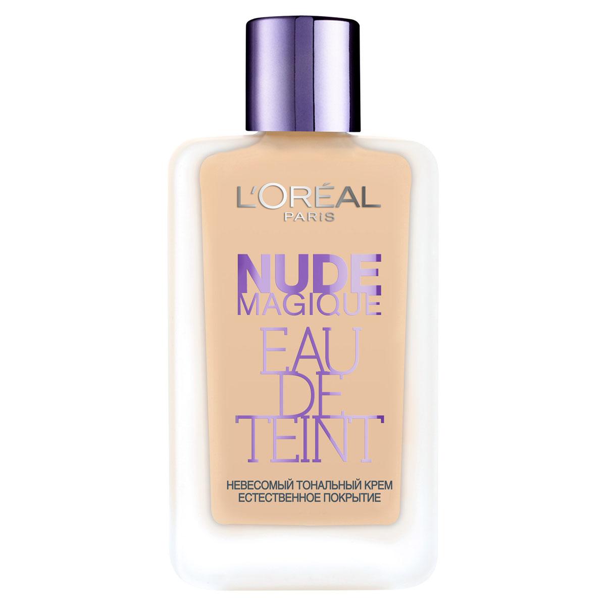 LOreal Paris ��������� ��������� ���� ��� ���� Nude Magique Eau De Teint, ��� �110 Warm Ivory (�������� �����), 20 �� - LOreal ParisA7393300��������� ��������� ���� Nude Magique. ������������� �������: � ������ �������� ������ �������� ��������� ���������, ��������� ������, ����������� � ����� ��������. ������� ���������� �������� ���������� �� ���� ��������� �� ����, �������� ������ �������� ����. �� ���� �������� ������ ����������� ���������� ��������� ������. ��� ���������: ��������� ��������, ������, ����������� ������������ ���� ����. ��������� ������� � ����� ����: ��� ������ � ������� �����. ��������, ������� ��������. �������� ���������� �������.