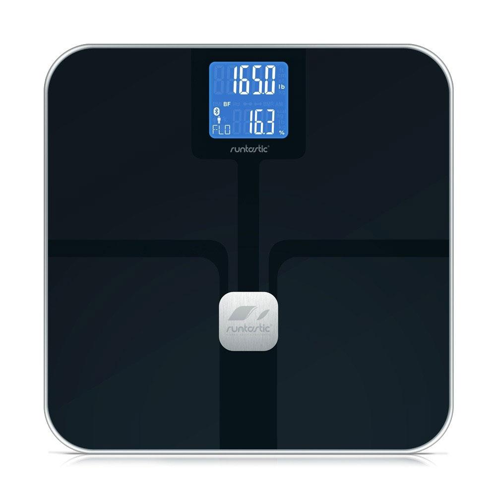 Весы напольные цифровые Runtastic, цвет: черный, RUNSCA1BRNT_RUNSCA1BКлючевые особенности Напольные весы, способны измерять вес и процент жира в теле, а также с помощью Bluetooth-датчика рассчитать индекс массы тела, костную массу, мышечную массу и содержание воды. Автоматическая передача данных на смартфон через Bluetooth Smart (4.0). ?? Соместимы с iPhone 6 Plus/6/5s/5c/5/ 4s, а так же iPad 3, iPad 4, iPad mini, , iPad mini 2, , iPad Air. Для iOS присутствует бесплатное приложение-компаньон в котором будут доступны для анализа все полученные данные. Автоматическое распознавание до 8-ми пользователей. Детали Проанализируйте важные метрики тела включая вес, содержание жира и воды, мышечную и костную массу, BMI, BMR и AMR (сожженные калории). Весы работают с бесплатным приложением Runtastic Libra, и вы можете установить цели, чтобы достигнуть вашего идеального веса или состава тела. Выберите свой уровень активности, и Весы Runtastic произведут исключительно точные измерения. Максимальный...