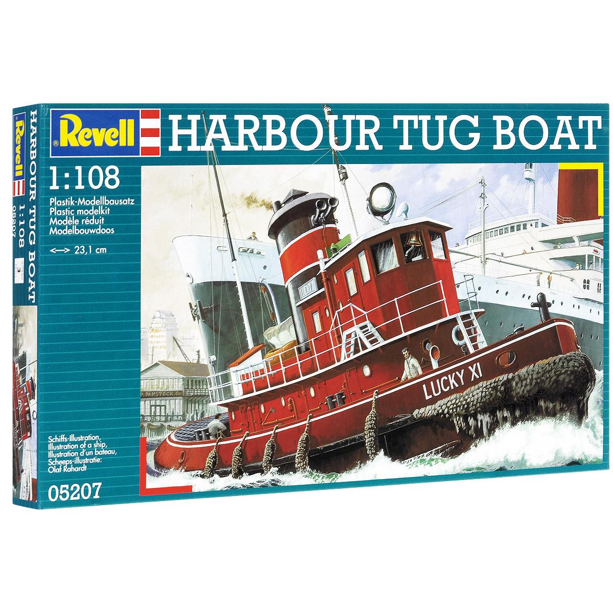 """������� ������ Revell """"�������� ������ Harbour Tug Boat"""""""