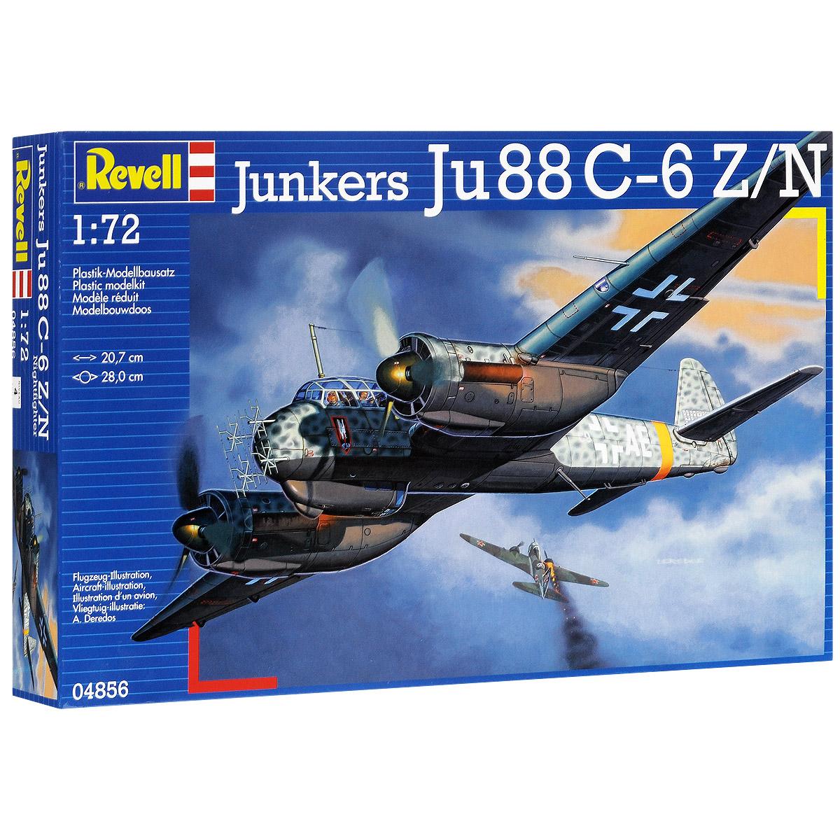 ������� ������ Revell ������� Junkers Ju 88 C-6 Z/N - Revell04856������� ������ Revell ������� Junkers Ju 88 C-6 Z/N ������� ��� � ������ ������� ��������� ������������� ������� �� ������ �����. ����� �������� � ���� 107 ����������� ���������, �� ������� ����� ������� ����������� ����������� ����� ������������ ��������. ������� Junkers Ju 88 C-6 Z/N ������ ���������� � ���� ������ ������� �����. ������������� ��� ��������������, ���������, ������������ � ������ �����������. �� ����� ��� ���� �������� ����� 15 ����� �����. ����� � ������ ����������� ���������� �� ������. ������� ������ ��������� ���������������� � ���������������� �����������, ����������� � �������������� ��������, � ����� ��������� ������������ ������ ������ �� ������� � ���������. ������� ���������: 4. ��������� �������! �������� ���� �������� �� ��� ����, ��� �������� ��� ������ �� ���������. ���� � ������ � �������� �� ������.