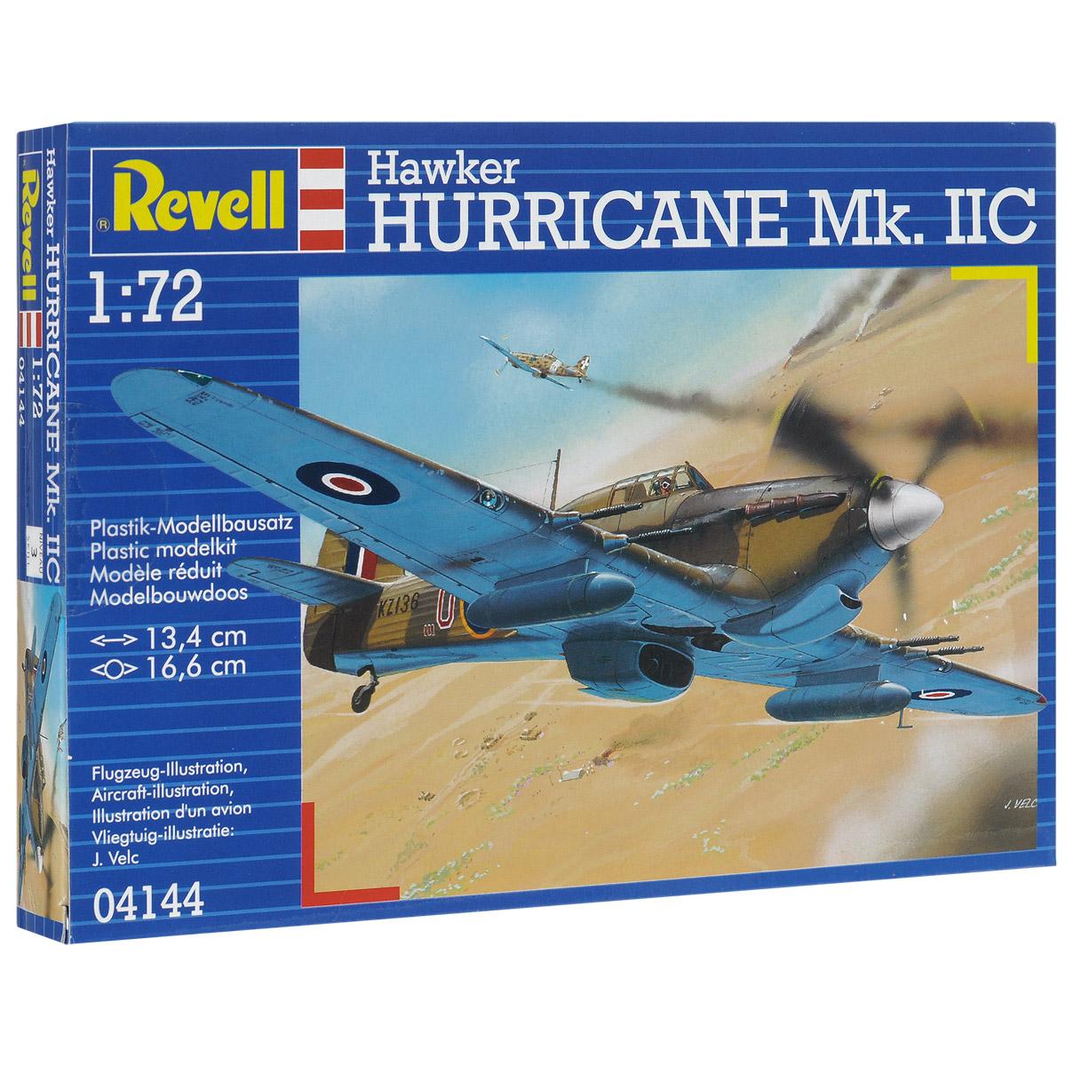 """������� ������ Revell """"������� ������� Hawker Hurricane Mk. IIC"""""""