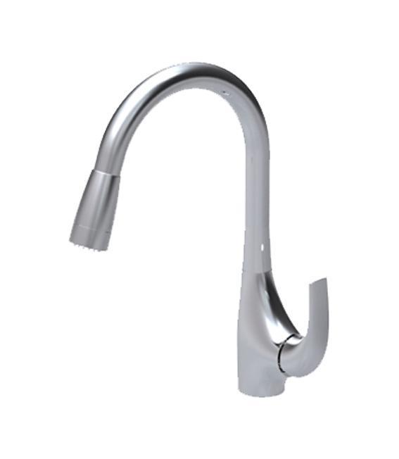 Смеситель для кухни, Kitchen, IDDIS, K04SBP0I05K04SBP0I05Выдвижная лейка, 2 режима. Керамический картридж, диаметр 35 мм. В комплекте: гибкая подводка, крепеж, пластиковая проставка, специальный ключ для аэратора. Выдвижная лейка для удобного использования.