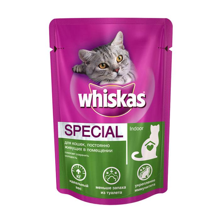 Консервы Whiskas