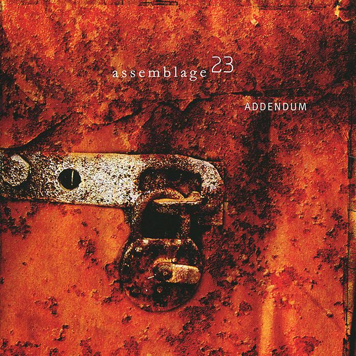 Assemblage 23. Addendum 2014 Audio CD