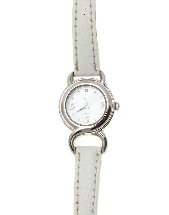 Наручные женские часы DIAMOND . Нержавеющая сталь. Япония, 2000-е годыRW0064Наручные женские часы DIAMOND . Нержавеющая сталь. Япония, 2000-е годы. Размер циферблата 1,5 см. Сохранность очень хорошая. Тип крепления: кожаный ремешок. На обратной стороне надпись: STAINLESS STEEL BACK, JAPAN MOVT. Серийный номер SR626SW F313929-1/P. Нарядные женские часики. Механизм в отличном состоянии. Произведена замена батарейки.