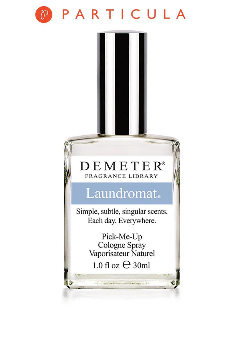 Demeter Fragrance Library Духи-спрей Чистое белье (Laundromat), унисекс, 30 млDM22137Самый свежий и самый чистый аромат, который можно себе представить. Это один из самых успокаивающих и мягких запахов в коллекции Demeter. Способ применения: нанести на сухую, чистую кожу. На точки пульса, волосы, одежду. Духи считаются самым изысканным видом парфюмерной продукции и содержат самый большой процент ароматической композиции (от 15% до 30% и более), растворенной в очень чистом спирте (96% об.). Высокое содержание экстракта обеспечивает духам большую стойкость и силу по сравнению с другими видами парфюмерных товаров. Всего лишь пары капель достаточно для того, чтобы запах держался в течение 5 и более часов. Товар сертифицирован.