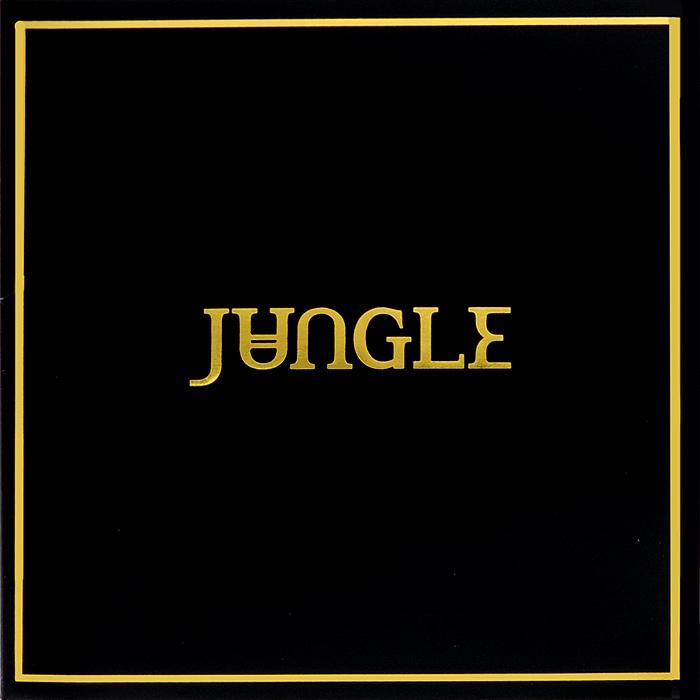 Jungle. Jungle 2014 Audio CD