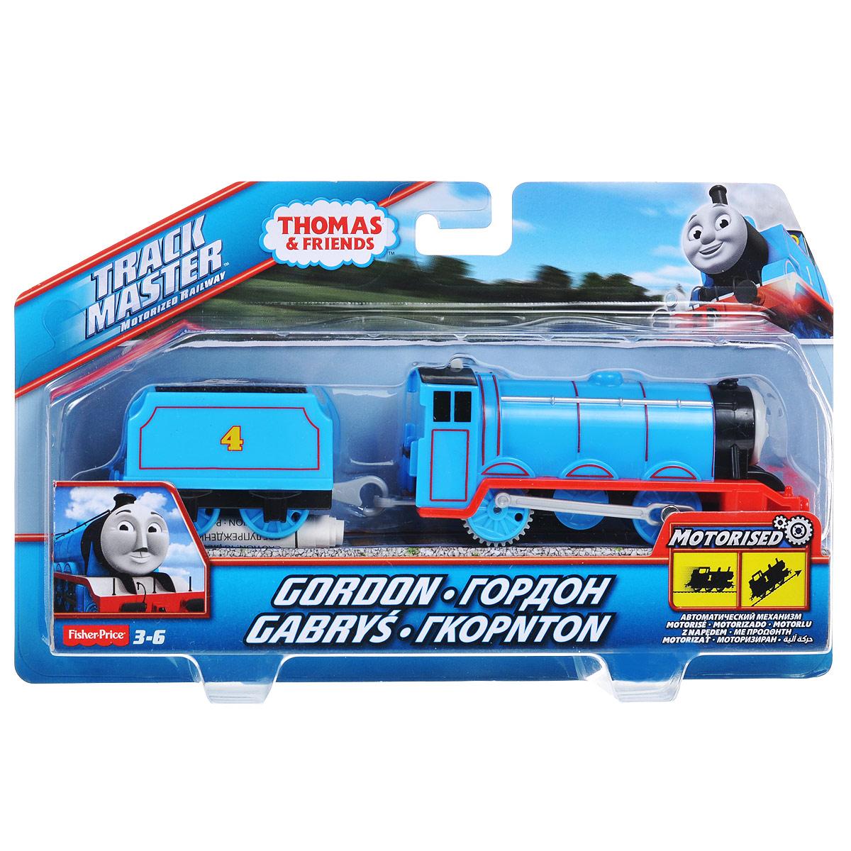 Thomas&Friends Базовый паровозик Гордон, цвет: синийBMK87_BML09