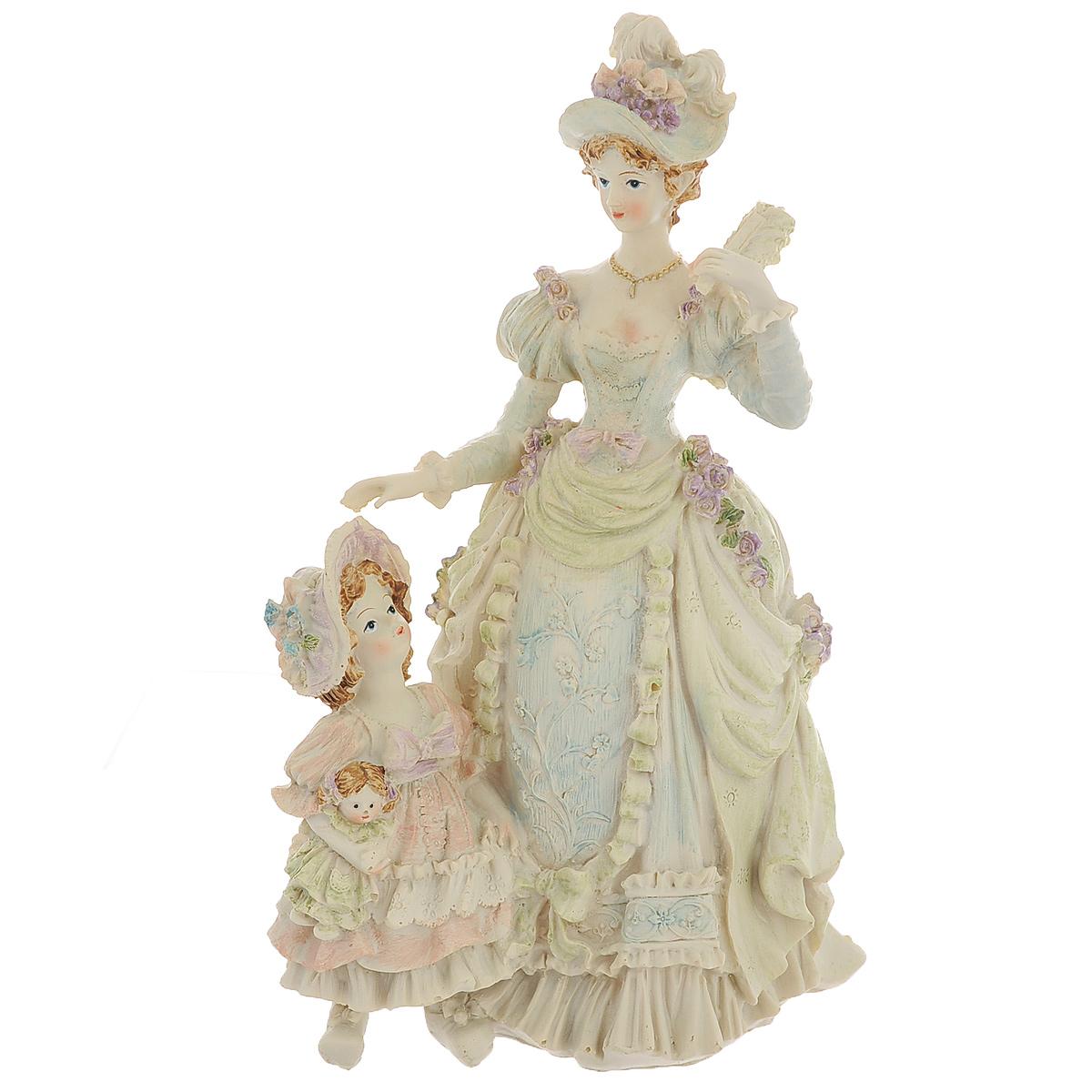 Статуэтка Molento Дама с ребенком, высота 25 см512-154