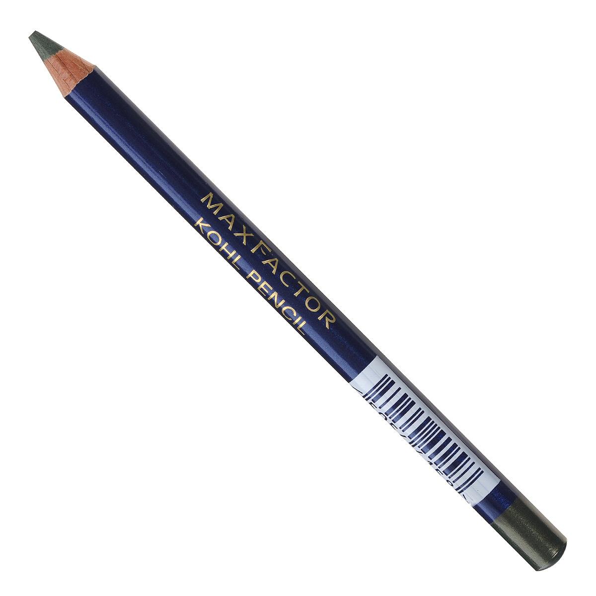 Max Factor Карандаш для глаз Kohl Pencil, тон №070 Olive, цвет: оливковый81480587Карандаш Kohl Pencil – ваше секретное оружие для создания сексуального, выразительного взгляда! Он подчеркнет разрез глаз и добавит к вашему макияжу цветовой акцент. Этот карандаш идеально подходит как для дневного так и для вечернего макияжа. Товар сертифицирован.