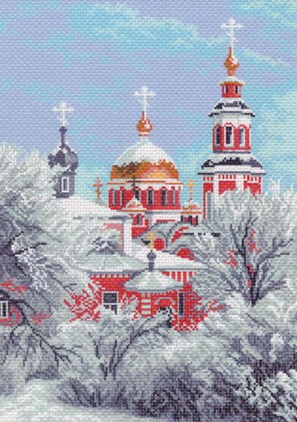 Канва с рисунком для вышивания Церковь, 37 х 49 см 653551043Канва с рисунком для вышивания Церковь изготовлена из хлопка. Вышивка выполняется в технике полный крестик в 2-3 нити или полукрестом в 4 нити. Создайте свой личный шедевр - красивую вышитую картину. Работа, выполненная своими руками, станет отличным подарком для друзей и близких! УВАЖАЕМЫЕ КЛИЕНТЫ! Обращаем ваше внимание, на тот факт, что цвет символа на ткани может отличаться от реального цвета нити мулине. Рекомендуемое количество цветов: 16.