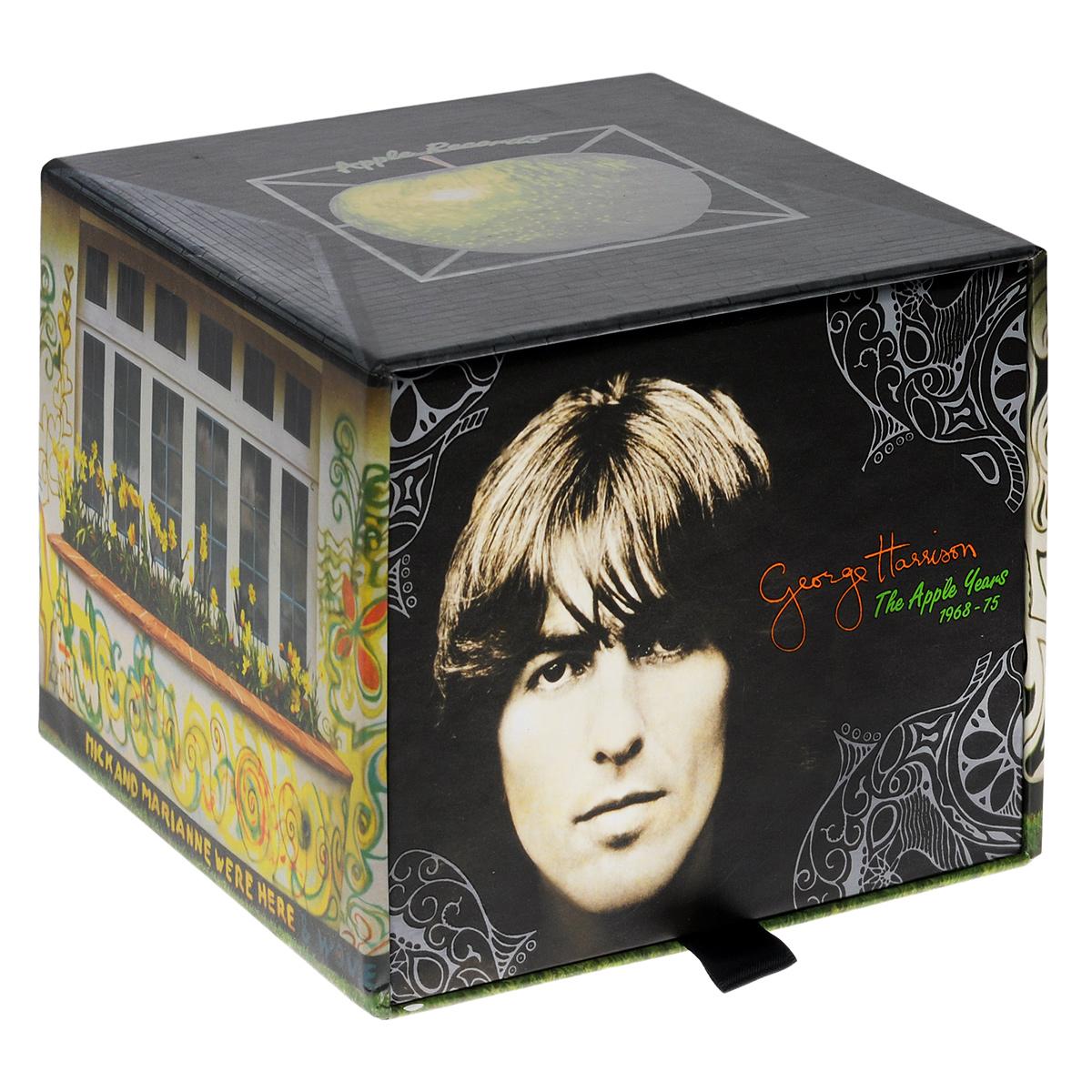 George Harrison. The Apple Years (7 CD + DVD)