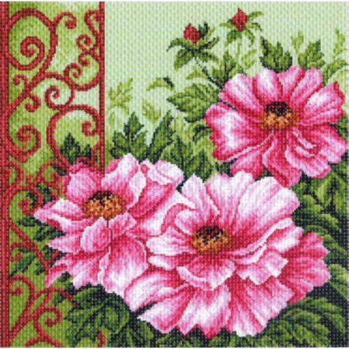 канва с рисунком для вышивания: