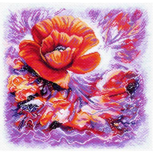 Канва с рисунком для вышивания Цветной круговорот, 41 х 41 см 1368426805_1368, 551166Канва с рисунком для вышивания Цветной круговорот изготовлена из хлопка. Рисунок-вышивка выполненный на такой канве, выглядит очень оригинально. Вышивка выполняется в технике полный крестик в 2-3 нити или полукрестом в 4 нити. Для этого возьмите отрез (60 см) мулине нужного цвета, который состоит из 6 ниточек. Вышивание отвлечет вас от повседневных забот и превратится в увлекательное занятие! Работа, сделанная своими руками, создаст особый уют и атмосферу в доме и долгие годы будет радовать вас и ваших близких, а подарок, выполненный собственноручно, станет самым ценным для друзей и знакомых. Рекомендуемое количество цветов: 17. Не рекомендуется стирать или мочить рисунок на канве перед вышиванием. УВАЖАЕМЫЕ КЛИЕНТЫ! Обращаем ваше внимание, на тот факт, что цвет символа на ткани может отличаться от реального цвета нити мулине.