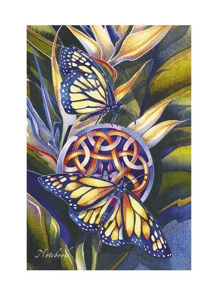 Книга для записей Aquarell. Нектар, цвет: синий, желтый, 112 листов. Формат А5КЗЛФ51121406Книга для записей Aquarell. Нектар выполнена в твердой обложке из картона с оригинальным покрытием мокрый шелк и золотистым тиснением. Обложка книги для записей оформлена красочным изображением бабочек на цветке в виде сложного узора. Внутренний блок содержит 112 листов из белой офсетной бумаги в клетку. Прошитый блок гарантирует полное отсутствие потери листов. Книга для записей оснащена практично текстильной закладкой. Книга для записей Aquarell. Нектар послужит прекрасным местом для памятных записей, любимых стихов, рисунков и многого другого.