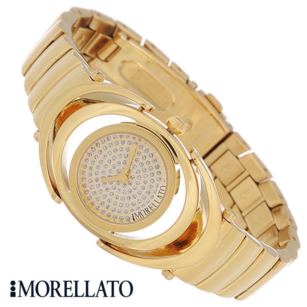 Часы женские наручные Morellato, цвет: золотой. R0153106503R0153106503Наручные женские часы Morellato оснащены кварцевым механизмом. Корпус выполнен из высококачественной нержавеющей стали с PVD-покрытием. Циферблат защищен минеральным стеклом и оформлен кристаллами. Часы имеют две стрелки - часовую и минутную. Браслет часов выполнен из нержавеющей стали с PVD-покрытием и оснащен раскладывающейся застежкой-клипсой. Часы укомплектованы паспортом с подробной инструкцией. Часы Morellato отличаются уникальным, но в то же время простым и лаконичным стилем. Характеристики: Диаметр циферблата: 1,9 см. Размер корпуса: 2,6 см х 4,8 см х 0,6 см. Длина браслета (с корпусом): 24,5 см. Ширина браслета: 1,5 см.