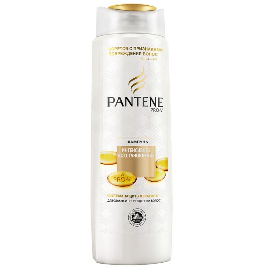 Pantene Pro-V Шампунь Интенсивное восстановление, для слабых и поврежденных волос, 600 млPT-81432226Шампунь Pantene Pro-V Интенсивное восстановление борется с признаками повреждения волос! Совершенная формула Pantene Pro-V с активными частицами ухаживает за волосами, обеспечивая интенсивное восстановление и придавая волосам здоровый вид и блеск. Увлажняет и восстанавливает сухие и поврежденные в результате укладки волосы. Помогает вернуть силу и красоту поврежденным в результате укладки волосам. Предотвращает появление секущихся кончиков. Система защиты с кератином. Для лучшего результата используйте с бальзамом-ополаскивателем и средствами серии Интенсивное восстановление. Концентрация витаминов сертифицирована Швейцарским Институтом Витаминов. Товар сертифицирован.
