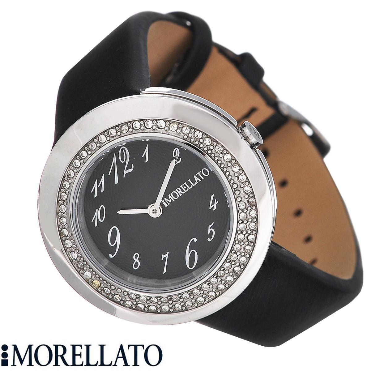 Часы женские наручные Morellato, цвет: серебристый, темно-серый. R0151112503R0151112503Наручные женские часы Morellato оснащены кварцевым механизмом. Корпус выполнен из высококачественной нержавеющей стали и по контуру циферблата инкрустирован кристаллами. Циферблат с арабскими цифрами защищен минеральным стеклом. Часы имеют две стрелки - часовую и минутную. Ремешок часов выполнен из натуральной кожи с шелковистой отделкой и оснащен классической застежкой. Часы укомплектованы паспортом с подробной инструкцией. Часы Morellato отличаются уникальным, но в то же время простым и лаконичным стилем. Характеристики: Диаметр циферблата: 2,3 см. Размер корпуса: 3,4 см х 3,4 см х 0,6 см. Длина ремешка (с корпусом): 20,5 см. Ширина ремешка: 1,6 см.