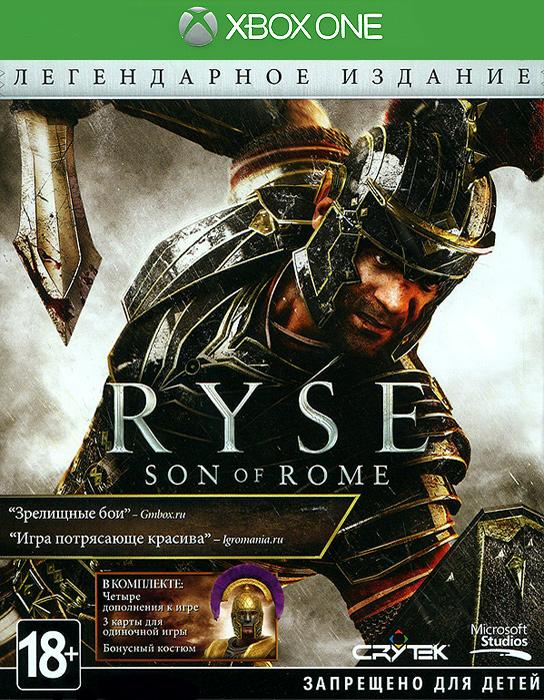 Zakazat.ru: Ryse: Son of Rome