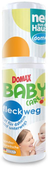 Пятновыводитель Domax Baby Care для детского белья, гипоаллергенный, 100 мл160211Пятновыводитель для детского белья. Нежность и забота, чистота и комфорт. Забота о детском здоровье. Рекомендовано к использованию с первых дней жизни ребёнка! Пятновыводитель Domax Baby Care быстро и легко удаляет всевозможные пятна и загрязнения, такие как пятна от фруктовых и овощных соков, травы, какао, чая, детского питания. Великолепно справляется с любыми, даже самыми стойкими загрязнениями. Отлично подходит для белых и цветных тканей хлопковых, а также тонких и деликатных тканей. Обеспечивает абсолютную гигиеничность детскому белью. Безопасен для здоровья ребенка - не содержит отбеливателей и красителей! Благодаря особенно мягкой и деликатной формуле бережно относится к коже. Отличный вариант для ухода за одеждой дома, в дороге и на прогулках! Способ применения : Средство нанести напрямую на свежее пятно с помощью встроенной губки и дать 15 минут подействовать, затем стереть остатки влажным полотенцем. При необходимости повторить. ...