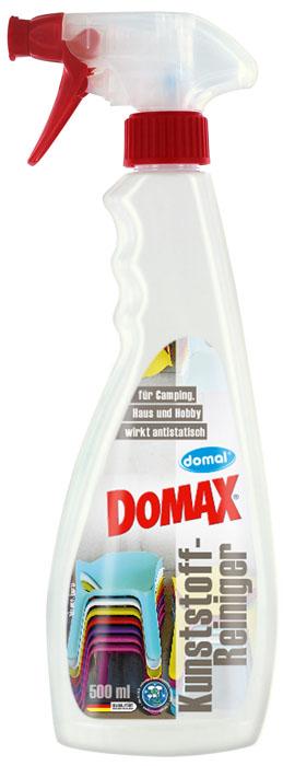 Чистящее средство Domax для пластмассовых изделий, 500 мл169021Жидкое чистящее средство для изделий из пластика с антистатическим эффектом Анти-пыль. Очиститель пластика Domax идеально подходит для очистки садовой и комнатной пластиковой мебели, приборной панели и пластиковых деталей автомобиля, оконных и дверных рам, пластиковых панелей в доме, лодок и других изделий из пластмассы. Легко очищает поверхности от пыли, жира и других, даже стойких загрязнений, не оставляя следов и разводов. Придает безупречный блеск и восстанавливает первоначальный внешний вид изделий. Обладает эффектом Анти-пыль (при регулярном применении предотвращает оседание пыли на поверхностях). Способ применения : повернуть распылитель в положение ON. На незаметном месте проверить действие средства. Нанести на обрабатываемую поверхность и дать подействовать. Стереть влажной тряпкой и смыть водой. Не использовать на лакированных поверхностях. Состав (согласно нормам ЕС): менее 5% анионные ПАВ, амфотерные и неионные ПАВ, душистые вещества. ...