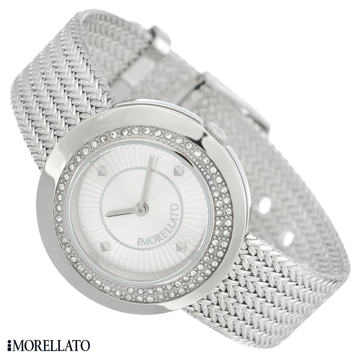 Часы женские наручные Morellato, цвет: серебристый. R0153112502R0153112502