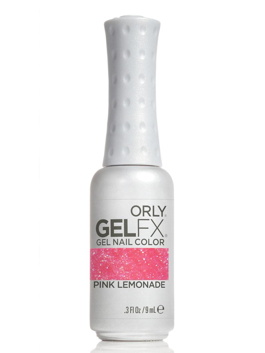 Orly Гель-лак для ногтей Gel FX, тон № 167 Pink Lemonade, 9 мл30167Гель-маникюр Gel FX - это инновационная улучшенная формула лака, обладающая достоинствами геля, в которой сочетаются простота нанесения и снятия, невероятная стойкость в течение 2-х недель и ослепительный блеск. Этот уникальный продукт не имеет аналогов у других производителей, так как только его неповторимая формула, богатая витаминами A и E и провитамином В5, дарит потрясающий уход, исключает возникновение проблем с ногтями, обладает свойством самовыравнивания ногтевой пластины, способствует укреплению и защите структуры натурального ногтя. Гель-маникюр Gel FX отмечен значком 3 free: он не содержит в своем составе вредных для здоровья составляющих, таких как толуол, дибутилфталат и формальдегид. Теперь цветное покрытие ногтей ухаживает за ногтями! Каждое из 32 цветных покрытий представлено в элегантном стильном флаконе, оттенок которого соответствует цвету лака из палитры ORLY. Товар сертифицирован.