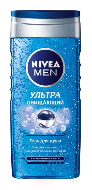 NIVEA Гель для душа Ультра Очищающий 250 мл (Nivea)
