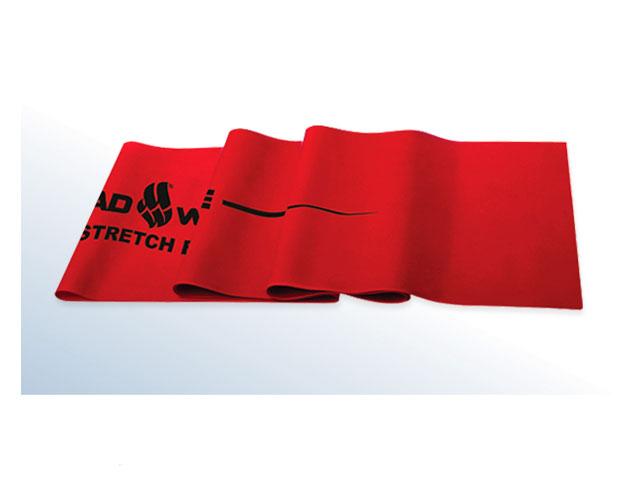 Эспандер Mad Wave Stretch Band, цвет: красный, 150 см х 15 см х 0,03 см10012310Эспандер для тренировки и разогрева мышц. Представляет собой латексную ленту. Может применятся в любом виде спорта. Чрезвычайно компактный.
