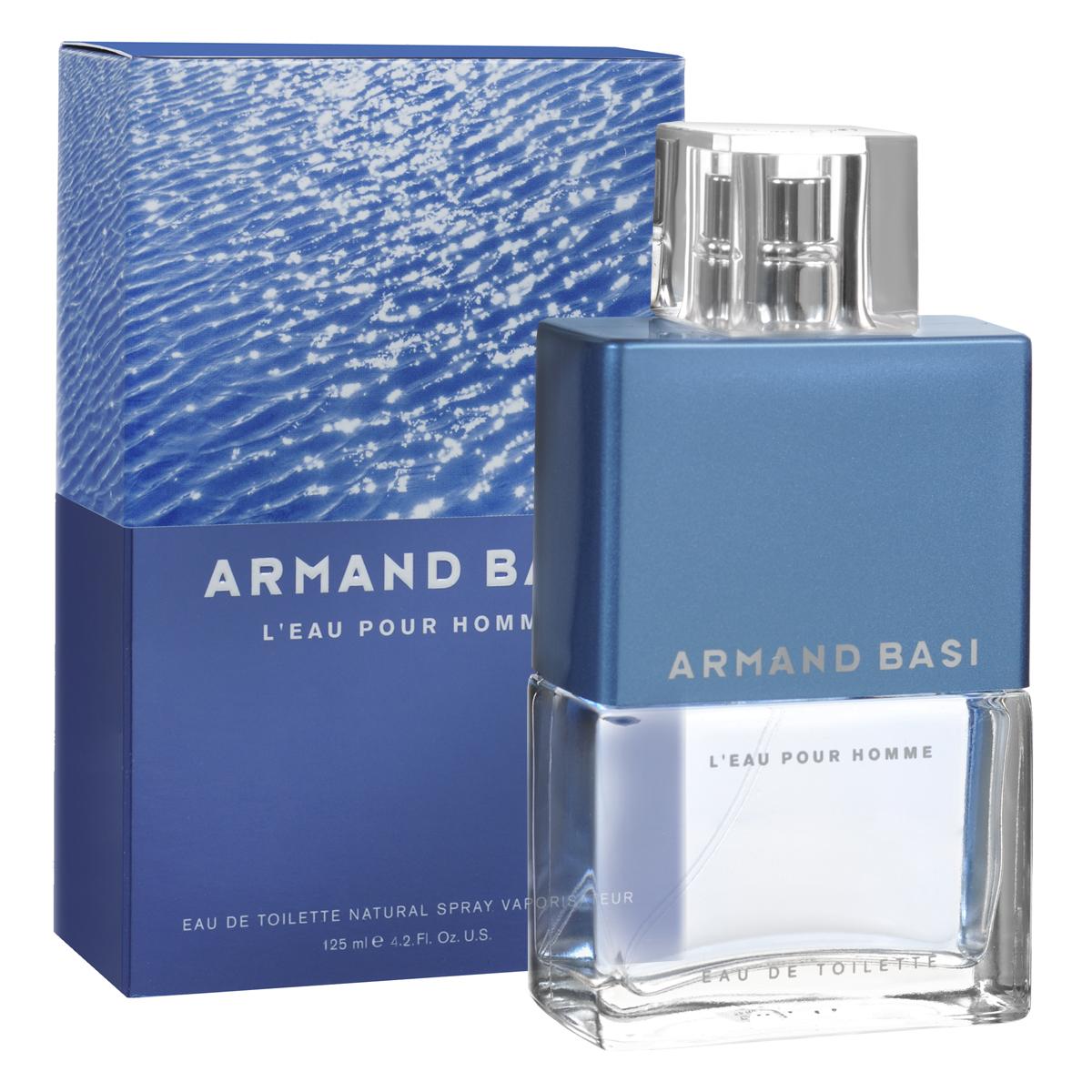 """Armand Basi Туалетная вода """"L'eau Pour Homme"""", мужская, 125 мл 45543"""