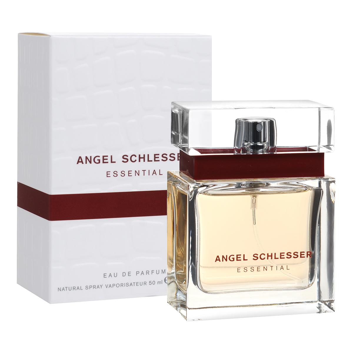 Angel Schlesser Парфюмерная вода Essential, женская, 50 мл25731Женский аромат Angel Schlesser Essential создан для современной, уверенной в себе женщины, которая следит за новыми тенденциями в мире моды и парфюмерии. Он посвящен элегантной, соблазнительной и неповторимой женщине. Она обладает яркой маняще-откровенной красотой, но в то же время скрывает в себе неразрешимую притягательную тайну. Эта тайна делает ее особенной, непохожей на других, наполняя сосуд ее красоты бесконечным и драгоценным содержанием. Классификация аромата : цветочно-фруктовый. Пирамида аромата : Верхние ноты: бергамот, красная смородина, свежесть фруктов. Ноты сердца: болгарская роза, пион, фрезия, фиалка.. Ноты шлейфа: мускус, ветивер, сандал. Ключевые слова нежный, свежий! Самый популярный вид парфюмерной продукции на сегодняшний день - парфюмерная вода. Это объясняется оптимальным балансом цены и качества - с одной стороны, достаточно высокая...