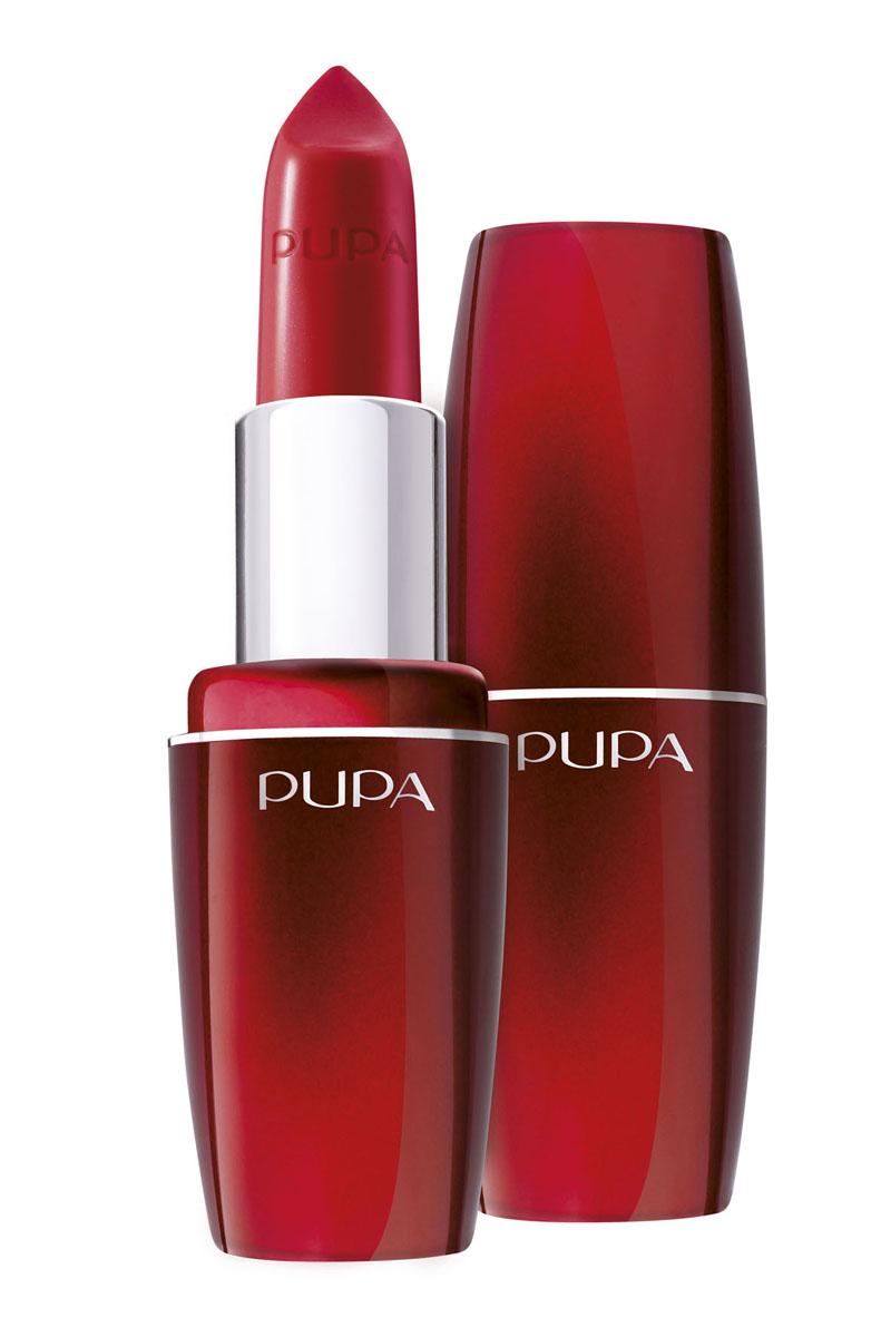 PUPA Губная помада Pupa Volume, тон 100 телесный , 3.5 мл.00235100Помада Pupa Volume разработана как сочетание эффективного средства по уходу, способствующего увеличению объема губ и идеального средства для макияжа, благодаря которым работа над красотой будет полностью завершена. Сразу же насыщенный цвет, четко подчеркнутые и необычайно блестящие губы. С самых первых дней применения Pupa Volume способствует увеличению объема и увлажненности губ. Увеличение на 5% уже через 10 минут после первого использования и на 12% после 7 дней использования.. Дерматологически протестирована.