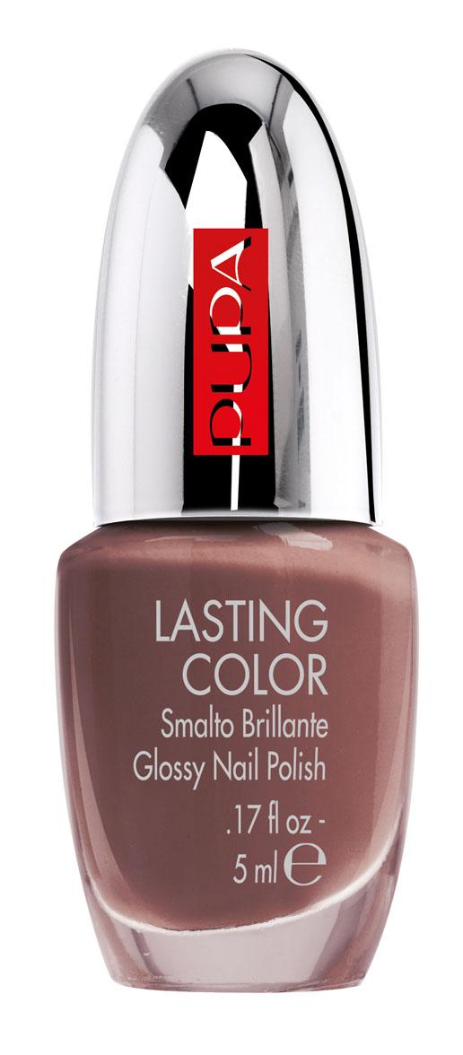 PUPA Лак для ногтей Lasting Color, тон №910 Серо-коричневый, 5 мл2375910Блестящий стойкий лак для ногтей Lasting Color. Цвет, цвет и еще раз цвет! Насыщенный и необыкновенно блестящий для безукоризненных ногтей! Лак для ногтей легко наносится. Достаточно одного слоя, чтобы получить ультраглянцевый и яркий маникюр. Быстрое высыхание и стойкость. Кисточка с закругленной на кончиках щетиной помогает избежать излишков лака при нанесении и гарантирует ровное покрытие. Лак выпускается в различных оттенках, от простых одноцветных, металлических или жемчужных до коллекций с блестками или пайетками. Lasting Color может использоваться в качестве основного цвета или защитного слоя. Товар сертифицирован.