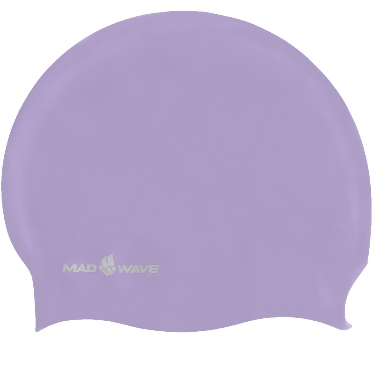 Шапочка для плавания Mad Wave Reverse Champion, цвет: розовый, фиолетовый100105263D двусторонняя шапочка для плавания Mad Wave Reverse Champion изготовлена из мягкого прочного силикона, который обеспечивает идеальную подгонку и комфорт. Материал шапочки не вызывает раздражения, что гарантирует безопасность использования шапочки. Силикон не пропускает воду и приятен на ощупь.