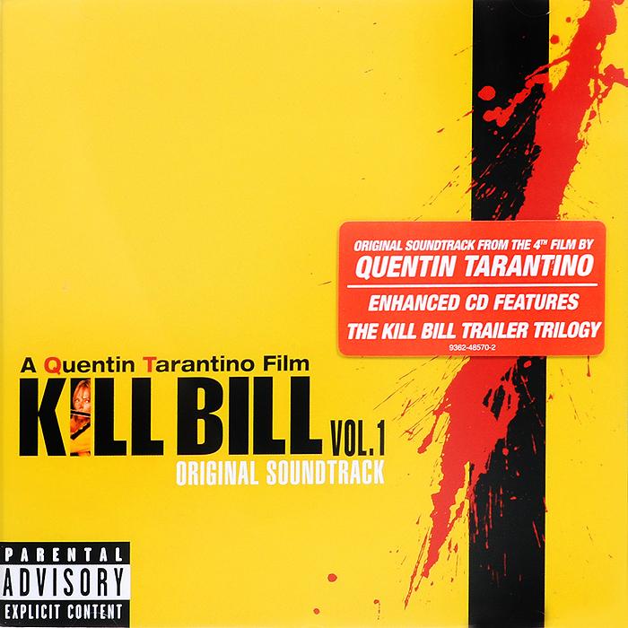 Enhanced CD features the Kill Bill trailer trilogy.