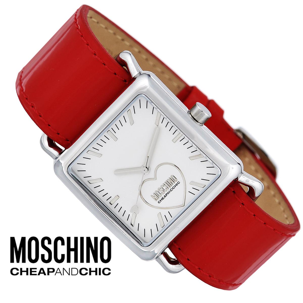 Часы женские наручные Moschino, цвет: серебристый, красный. MW0367MW0367Наручные часы от известного итальянского бренда Moschino - это не только стильный и функциональный аксессуар, но и современные технологи, сочетающиеся с экстравагантным дизайном и индивидуальностью. Часы Moschino оснащены кварцевым механизмом. Корпус выполнен из высококачественной нержавеющей стали. Циферблат оформлен сердцем с названием бренда и защищен минеральным стеклом. Часы имеют три стрелки - часовую, минутную и секундную. Часы можно носить как на шелковом фирменном платке, так и на ремешке из натуральной лаковой кожи. Платок также можно использовать в качестве самостоятельного аксессуара на шее или украсить им сумочку. Часы упакованы в фирменную металлическую коробку с логотипом бренда. Часы Moschino благодаря своему уникальному дизайну отличаются от часов других марок своеобразными циферблатами, функциональностью, а также набором уникальных технических свойств. Каждой модели присуща легкая экстравагантность, самобытность и, безусловно,...