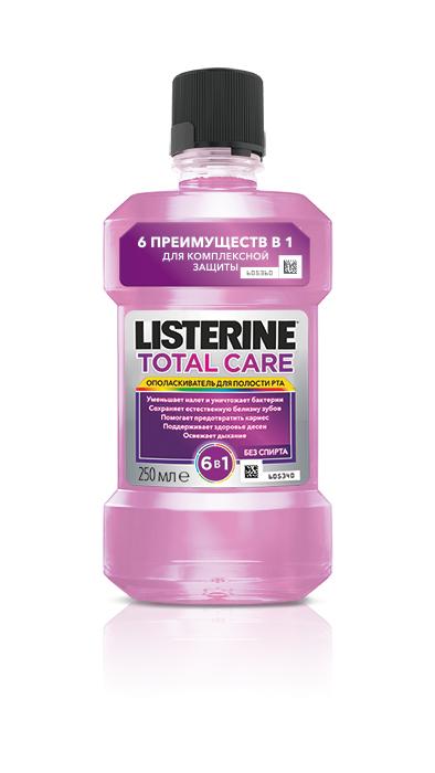 Listerine Ополаскиватель для полости рта