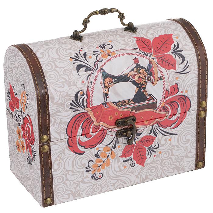 Декоративная шкатулка Швейная машинка. 3606736067