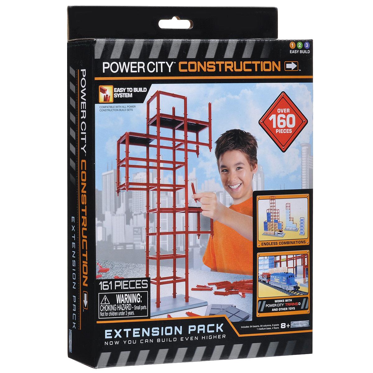 PowerCity Конструктор, PowerTrains & Constructions