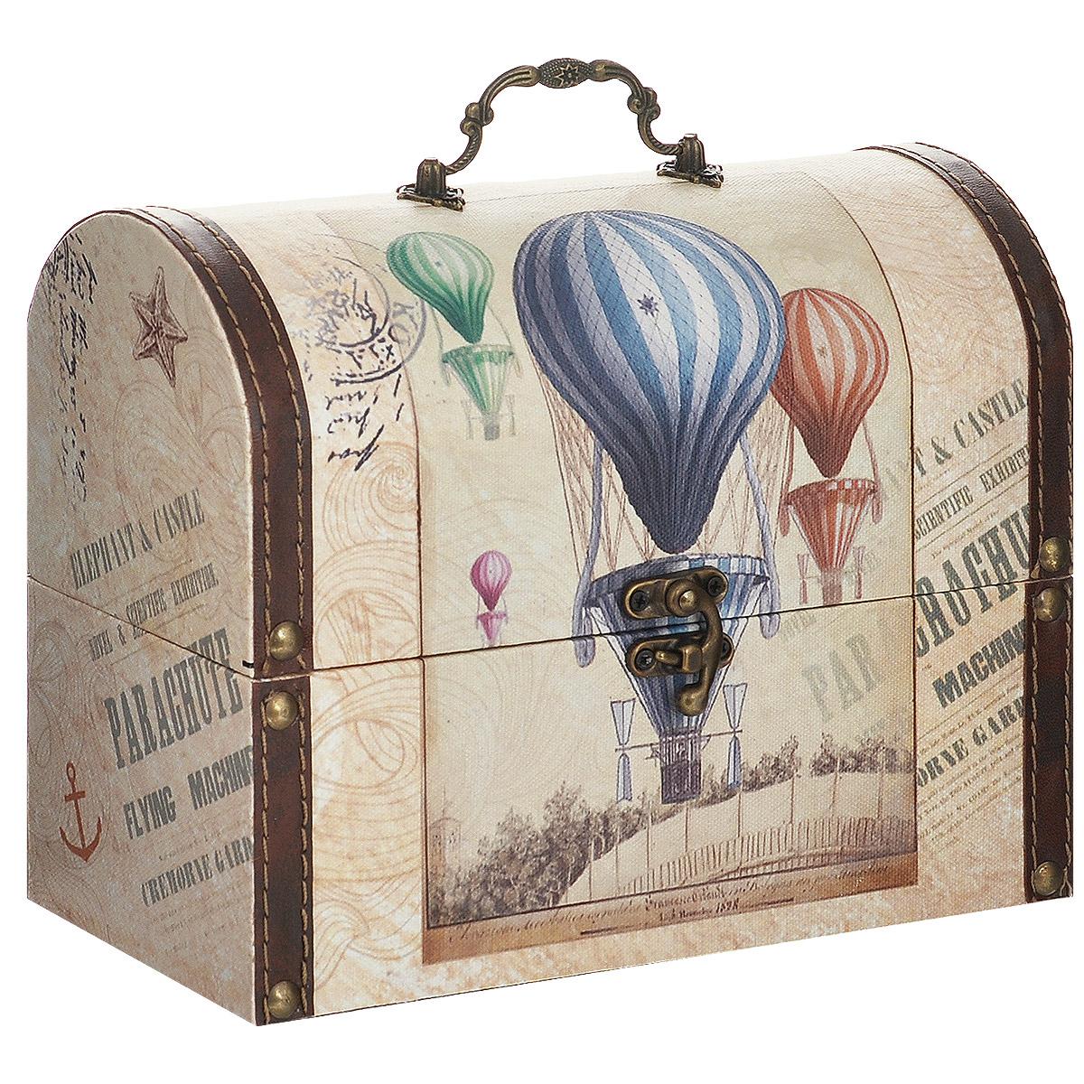 Декоративная шкатулка Воздушные шары. 3606636066
